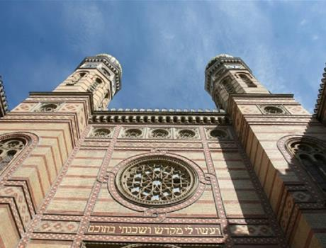 Grand Tour: Jewish Heritage from Budapest