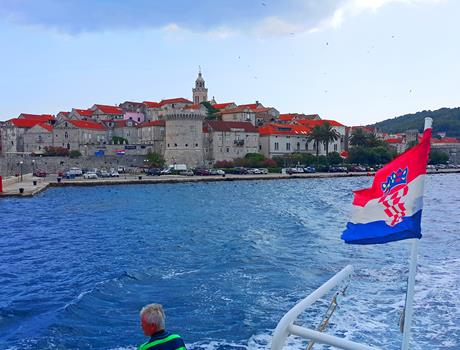 Korčula Island Private Tour from Dubrovnik