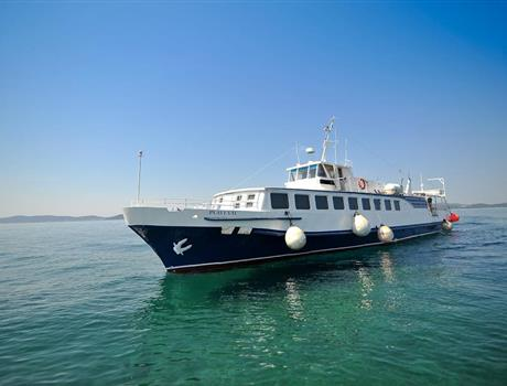 National Park Kornati Tour by Boat Plavi Val from Zadar