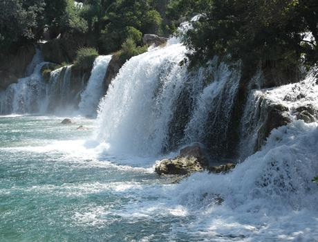 Boat Tour from Vodice: National Park Krka + Lunch Optional