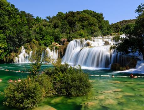 Discover Krka waterfalls- full day tour from Makarska