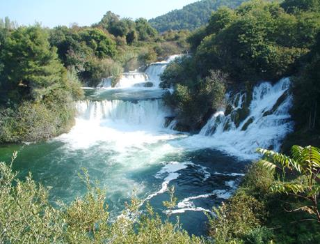 National Park Krka Full Day Tour from Vodice by Bus