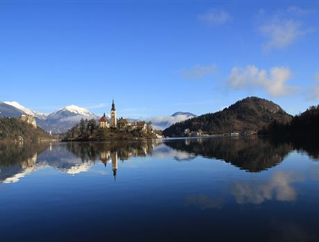 Lake Bled and Lake Bohinj Tour: Beyond the Alpine lakes from Ljubljana