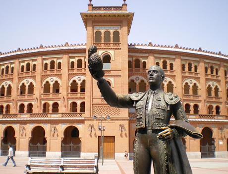 Las Ventas Tour Bullring & Bullfighting Museum from Madrid