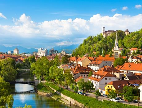 Excursion to beautiful Slovenia from Zagreb