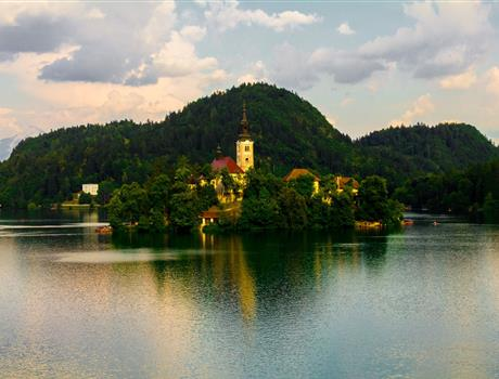 Private Tour: Ljubljana and Lake Bled from Zagreb