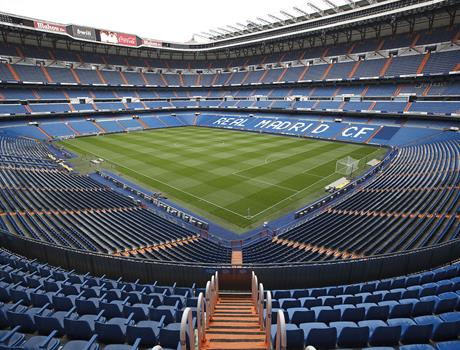 Madrid Highlights + Bernabeu Stadium Tour (AM/PM)