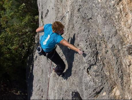Marjan Rock Climbing Tour from Split
