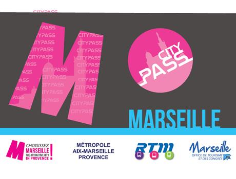 24, 48 or 72 hours City Pass from Marseille
