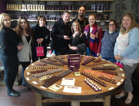 Mayfair Chocolate Tour in London