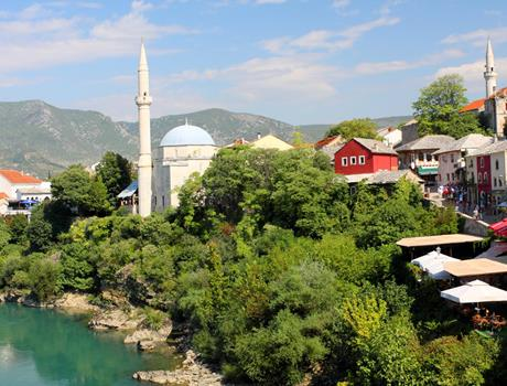 Private Mostar and Medjugorje Tour from Dalmatia