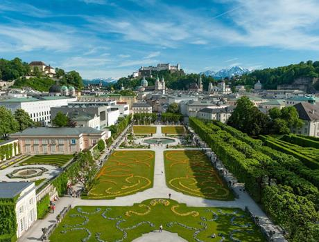 Mozart City Tour from Salzburg