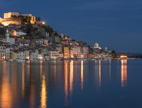 Private Night Walking Tour of Sibenik
