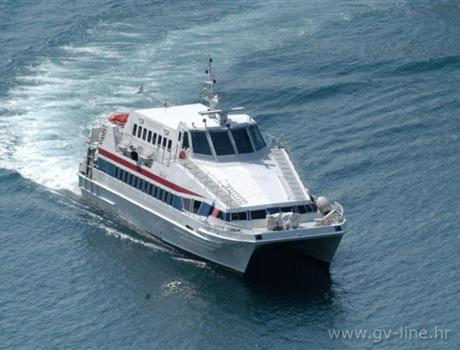 Tour to Island of Mljet by ferry from Dubrovnik