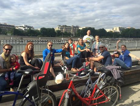 Off the Beaten Path Bike Tour in Paris
