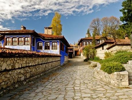 Old Town Koprivshtitsa and Wine Tasting Private Full Day Trip from Sofia