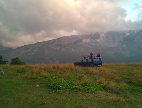 One Day Jeep Safari: NP Durmitor from Dubrovnik