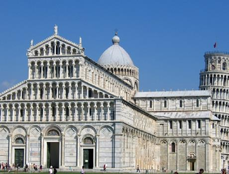 1 Hour Miracle Square Tour in Pisa