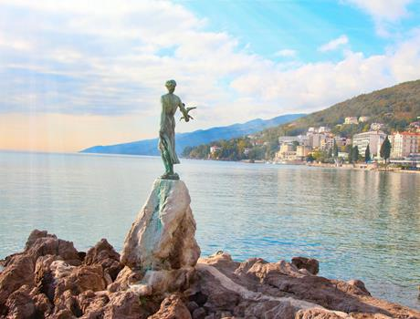 One Day Trip to Rijeka and Opatija from Istria