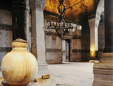 Byzantine & Ottoman Relics Full Day Tour in Istanbul