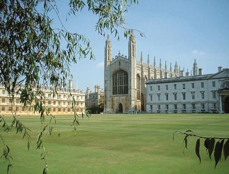Oxford & Cambridge University Tour from London