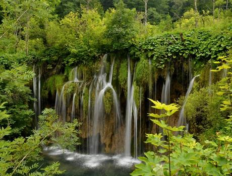 Plitvice Lakes National Park Private Tour from Zagreb