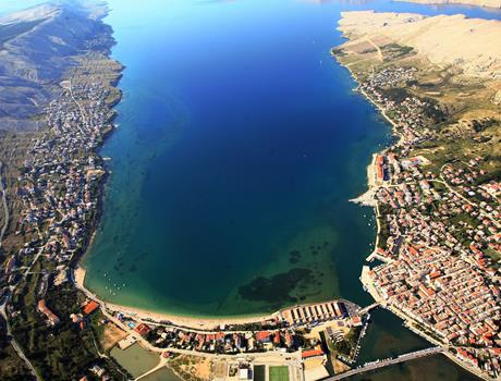 Pag Island Sightseeing Tour from Zadar