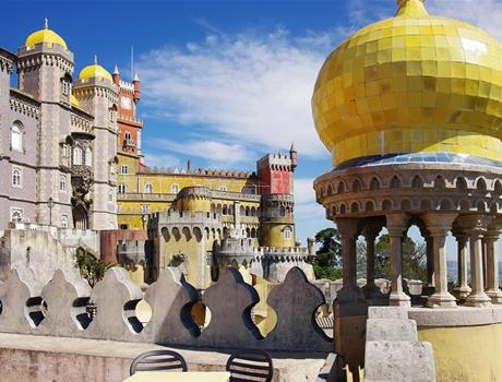 Pena Palace & Sintra Half Day Tour From Lisbon