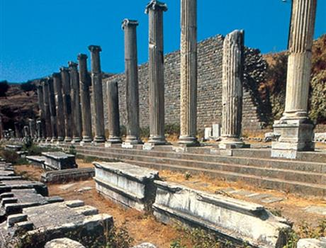 Ancient Pergamum Full Day Tour by Bus from Istanbul