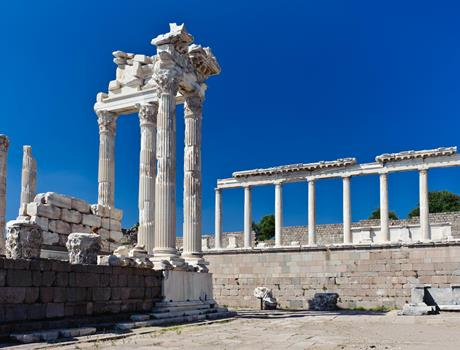 Ancient Pergamum: Full Day Tour by Plane from Istanbul