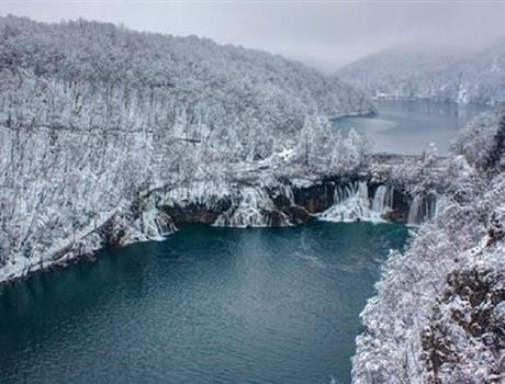 Tour from Zagreb: National Park Plitvice