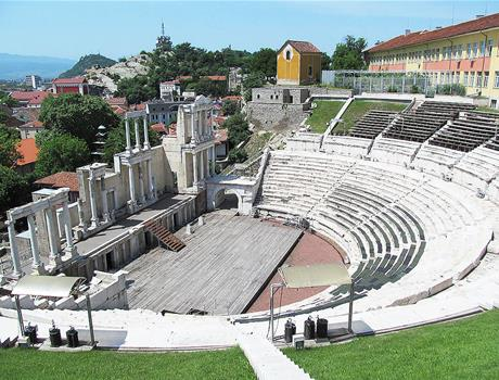Plovdiv Sightseeing Group Tour