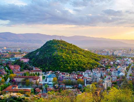 Day Trip to Plovdiv from Sofia