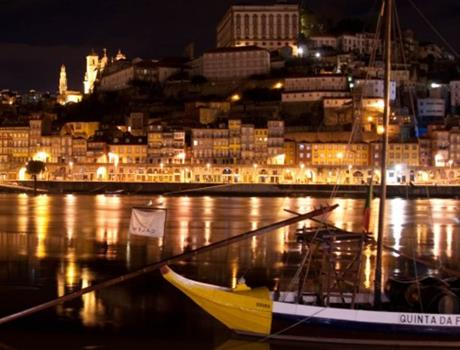 Magic Porto by Night 3-hour City Tour