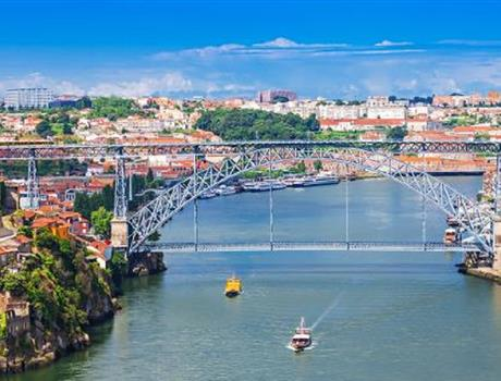 Porto: Wine Cells & 6 Bridges Cruise & Hop On Hop Off Bus Tour