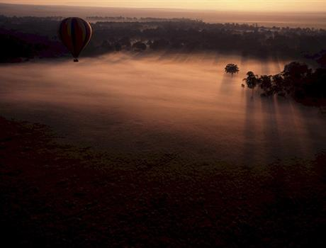 Romantic Balloon tour from Prague