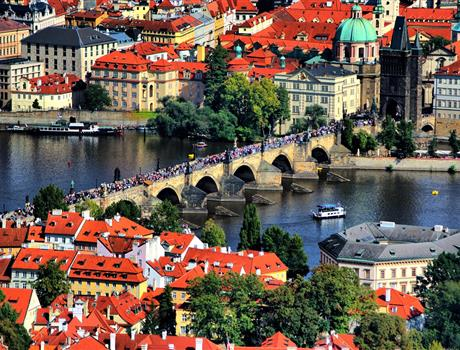 Wonderful Prague 3-Hour Photo Tour for Photographers