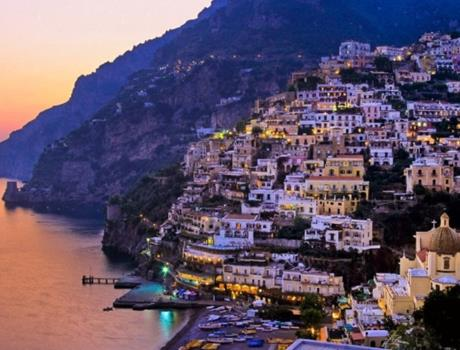 Private Full-Day Drive from Naples to Sorrento, Positano, and Pompeii