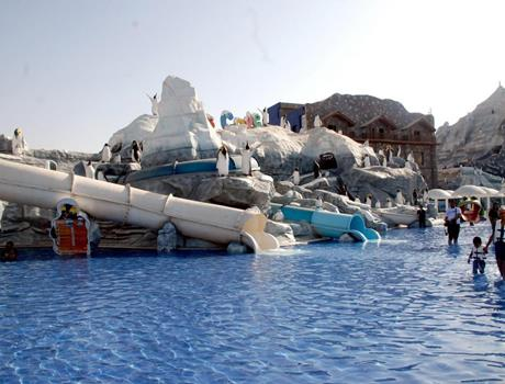 Iceland Water Park: Private Tour from Ras Al Khaimah