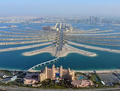 Private Full Day Tour of Dubai with Lunch from Ras Al Khaimah