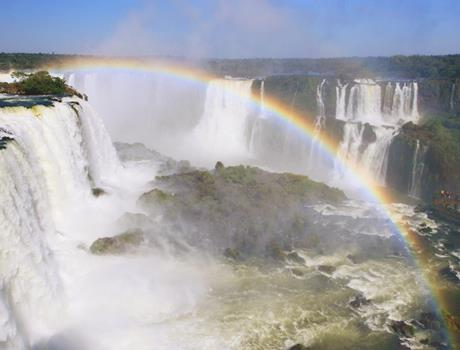 Private Tour Iguassu Falls - Argentina Side from Foz do Iguazu