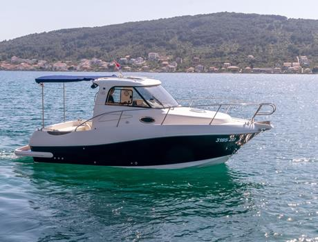 "Private Tour by Speedboat ""Adex"" to Kornati and Telašćica from Zadar (for up to 6 people)"