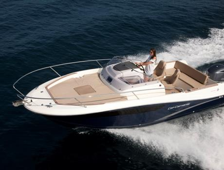 Private Tour by Speedboat Jeanneau Cap Camarat 7.5 WA from Dubrovnik (for up to 7 people)