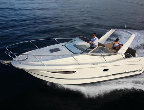 Private Tour by Speedboat Jeanneau Leader 8 from Dubrovnik (for up to 8 people)