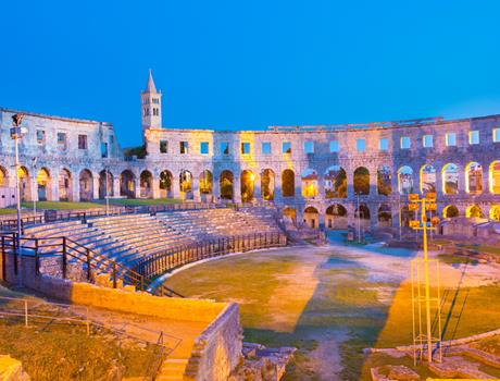 Walking Tour of Wonderful Pula