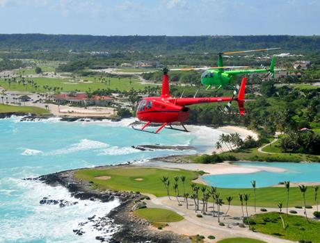Punta Cana Helicopter Tour