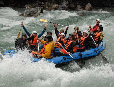 Rafting on Tara River from Dubrovnik