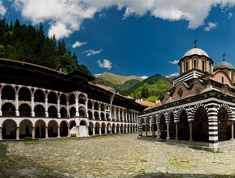 Rila Monastery with Lunch: Full Day Tour from Sofia