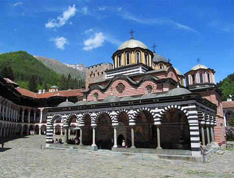 Full Day Tour to Rila Monastery from Plovdiv
