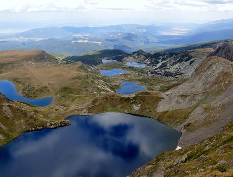 Visit Rila Mountains and The Seven Rila Lakes from Sofia